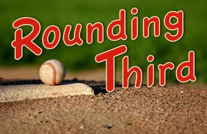 Rounding Third by Richard Dresser
