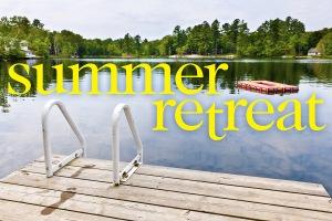 Summer Retreat By Annie Martin