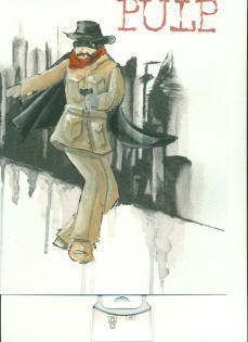 Walter The Cloak